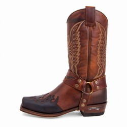 Bottes 7862 58 SETA SPRINTER CHOCOLATE-EVOLUTION TANG Unisexe