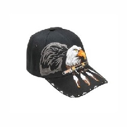 Casquette baseball Eagle head