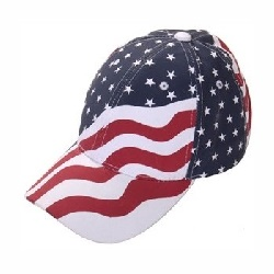 Casquette baseball Fancy USA