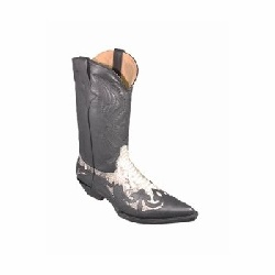 Bottes DESPERADO NOIR PYTHON NATUREL VERSION 2016