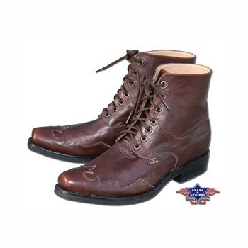 Bottes Stars and Stripes Henderson marron Homme Bottes, santiag Homme Stars and Stripes st-hendersonmar