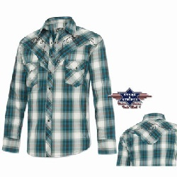 Chemise western homme Jeff