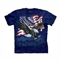 T-shirt Eagle talon flag MT1001