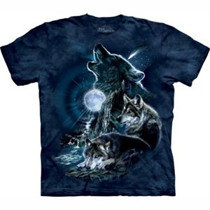 T-shirt bark at the moon MT2275 Tee Shirt, débardeurs The Mountains MT-2275