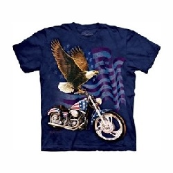 T-shirt born to ride MT3014