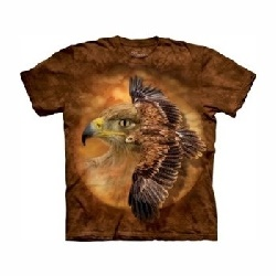 T-shirt tawny eagle spirit MT3405