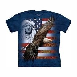 T-shirt spirit of america MT3599