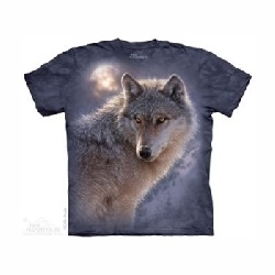 T-shirt Loup MT4013
