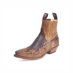 Bottines 4660 Serr Camello Unisexe