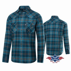 Chemise western homme A-04