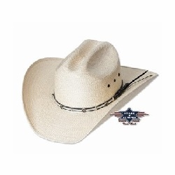 Chapeau paille Curtis Stars and Stripes