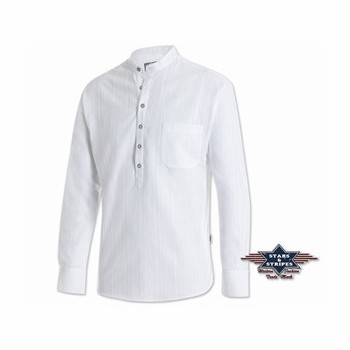 Chemise Farmer Stars and Stripes Chemises Manches longues Homme st-farmer