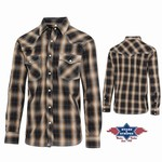 Chemise western homme Tanner